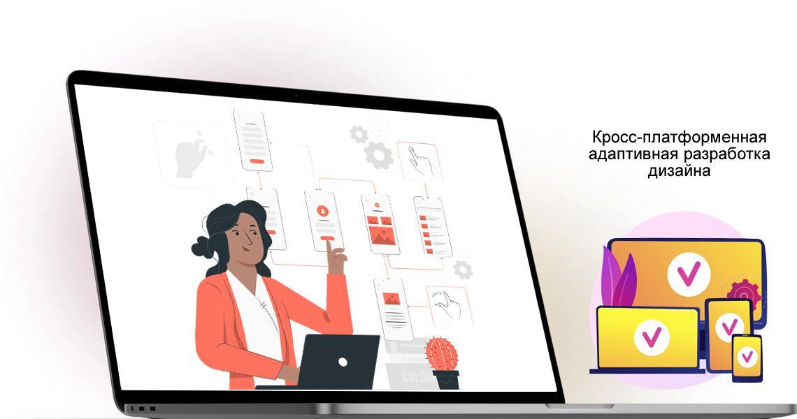 Разрабатываем дизайн сайта От готовых устоявшихся макетов до индивидуальных разработок. Лёгкие и адаптивные, с полным набором функциональных возможностей. - Webcentr