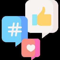 Мы ведём активную работу в социальных сетях Привлекаем подписчиков и превращаем их в клиентов. Число Ваших подписчиков стабильно и постоянно растет. - Webcentr