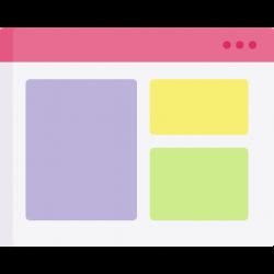 Макеты Определяем макет удовлетворяющий задачам и концепции построения сайта и корректируем его под требования дизайна и стиля - Webcentr