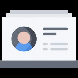 Визитка Выбирается подходящая визитка с готовыми элементами дизайна - Webcentr