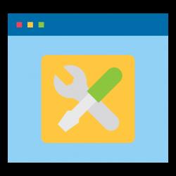 Создание - Дизайн сайта - Первичное наполнение - SEO настройка - Регистрация в поисковиках - Webcentr