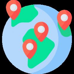География продаж Для обозначения распространения товаров по регионам имеется модуль «География продаж». Покупатель сразу может увидеть и возможности компании и условия продажи в своём регионе. - Webcentr
