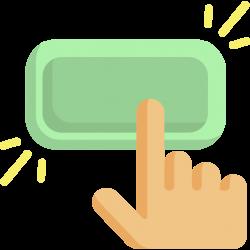 Активные кнопки Копки призывающие совершить действия  для совершения звонка, заполнения формы по различным запросам с сайта. - Webcentr