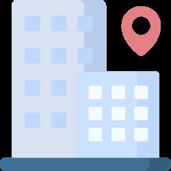 Посетить офис Указывается расположение офиса с указанием гео-координат для возможности установления маршрута от места расположения посетителя сайта - Webcentr
