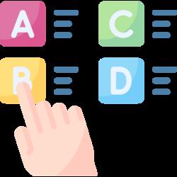 Квиз Форма построения вопросов для определения предпочтений в выборе того или ионного товара или услуги - Webcentr