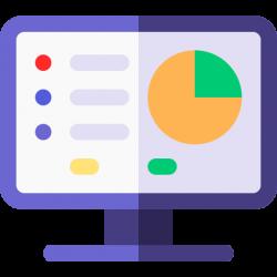 Мониторинг позиций сайта Мониторинг даёт возможность отслеживать результаты работы по поддержке сайта на определённых позициях - Webcentr