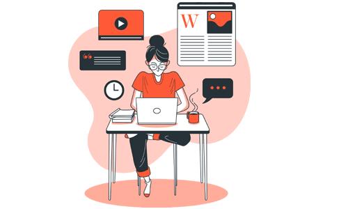 Заказать дизайн «Шаблон» Получите доступ к последним достижениям в разработке дизайна сайта. - Webcentr